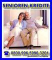 Spezial-Kredite f�r Senioren
