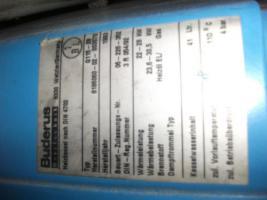 Foto 2 Spezialheizkessel für öl gas-gebäsefeuerung von Buderus Heiztech