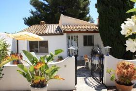 Foto 2 Spezielle Immobilie in Calpe an der Costa Blanca