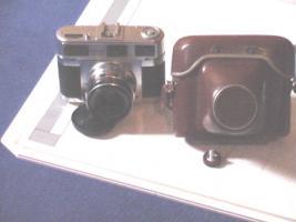 Spiegelreflex Kamera