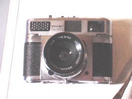 Foto 2 Spiegelreflex Kamera