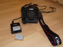 Foto 2 Spiegelreflex Kamera Canon Eos 500d