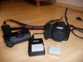 Foto 3 Spiegelreflex Kamera Canon Eos 500d