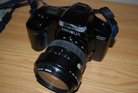 Foto 2 Spiegelreflex MINOLTA Dynax 5000i