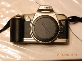 Spiegelreflexkamera Canon 500N Gehäuse