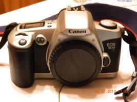 Foto 2 Spiegelreflexkamera Canon 500N Geh�use