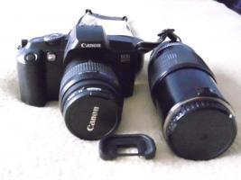 Spiegelreflexkamera Canon EOS 5000