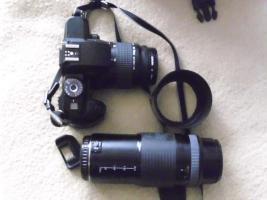 Foto 2 Spiegelreflexkamera Canon EOS 5000