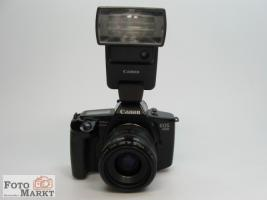 Foto 2 Spiegelreflexkamera Canon EOS 650+Objektiv +Blitz