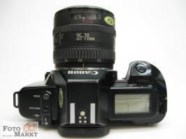 Foto 4 Spiegelreflexkamera Canon EOS 650+Objektiv +Blitz