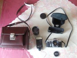 Spiegelreflexkamera Ricoh Singlex TLS