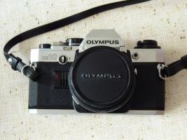 Foto 2 Spiegelrelexkamera Olympus inklusive Zubehör