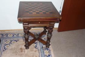 Spieltisch Gründerzeit