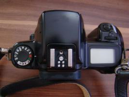 Foto 2 Spigelreflexkamera Canon EOS 1000F mit Objektiv Tamron AF 28-200mm