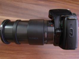 Foto 5 Spigelreflexkamera Canon EOS 1000F mit Objektiv Tamron AF 28-200mm