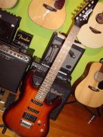 Spitzen E-Gitarre Ibanez Gio GSA60BS (sunburst)