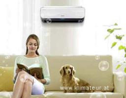 Split Klimaanlage - Klimatisierung von Räumen und Gebäuden jeder Art und Größe