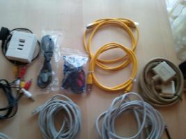 Foto 2 Splitter, IDE, RJ45, USB, ISDN ....