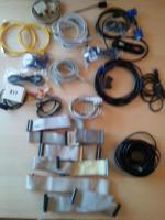 Foto 3 Splitter, IDE, RJ45, USB, ISDN ....