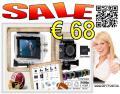 Sports Cam Besteye 12MP FullHD WiFi mit viel Zubehör nur € 68