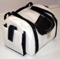 Sporttasche aus Segeltuch