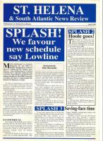 Foto 2 St Helena News Review / St Helena & South Atlantic News Review