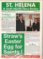 Foto 4 St Helena News Review / St Helena & South Atlantic News Review