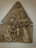 Foto 2 St. Johannes Nepomuk, Bethlehem Relief