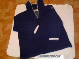 St.Oliver-Damen Fleece Pullover Gr.S-36