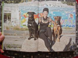 Foto 5 Stadtführer Hund Buch ''FRED & OTTO Unterwegs in Berlin'' Neu