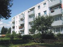 Foto 2 Stadthagen, 3-Zi. Wohnung Küche, Bad, Balkon, Keller zu vermieten 66,14 qm KM 295, - + NK