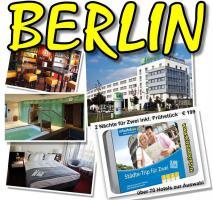Städte-Trip BERLIN Hotel Holiday Inn Airport**** Sonder-Spar-Preis