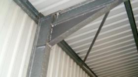Foto 3 Stahlhalle gebraucht / Gewerbe-/ Industriehalle / Metallhalle / Gebrauchthalle