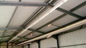 Foto 4 Stahlhalle gebraucht / Gewerbe-/ Industriehalle / Metallhalle / Gebrauchthalle