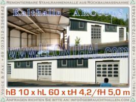Foto 5 Stahlhalle gebraucht / Gewerbe-/ Industriehalle / Metallhalle / Gebrauchthalle