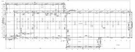 Foto 2 Stahlhalle, Lagerhalle, Produktiuonshalle aus Exportrückstellung (Neu und Versandfertig) Keine Demontage nötig