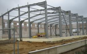 Stahlhallen / Stahlkonstruktionen gebraucht