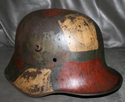 Stahlhelm M16 aus Wk1
