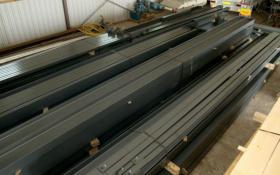 Foto 4 Stahlkonstruktion Stahlhalle Produktionshalle Gebrauchte Halle Flachdachhalle Gebrauchthalle