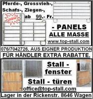 Foto 2 Stall , Box, Panel, Zwinger, uww. , usw.