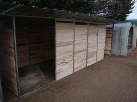 Foto 16 Stall , Box, Panel, Zwinger, uww. , usw.