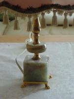 Foto 2 Standlampe, Stehlampe, Tischlampe- mit kl. Mamorfuß
