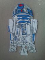 Foto 3 Star Wars Figuren aus Holz für Wände o.Schränke