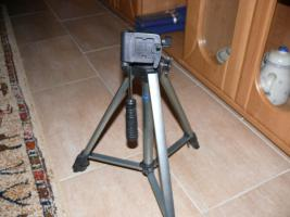 Stativ für Videokamera