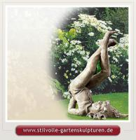 statue f r den garten steinfiguren gartenfiguren steinskulpturen in jena. Black Bedroom Furniture Sets. Home Design Ideas