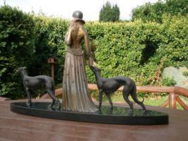 Foto 3 Statue authentisch Jugendstil Art Déco von Chiparus D