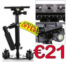 SteadiCam Video Stabilizer S40 nur € 21