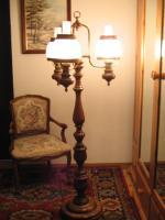 Foto 2 Stehlampe - Antik Stil -