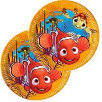 Findet Nemo   Pappteller 8 Stueck 195cm 23 81010 1