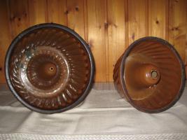 Foto 3 Steingut Backformen von Oma